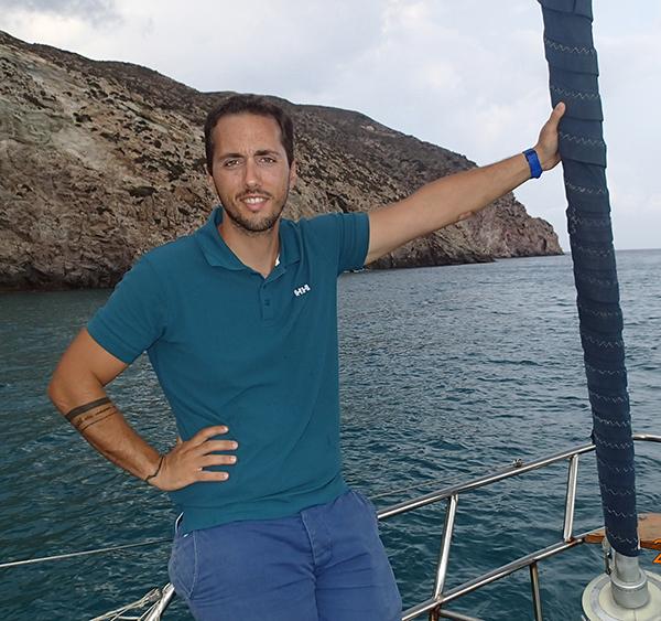 Eleni Sailing Milos